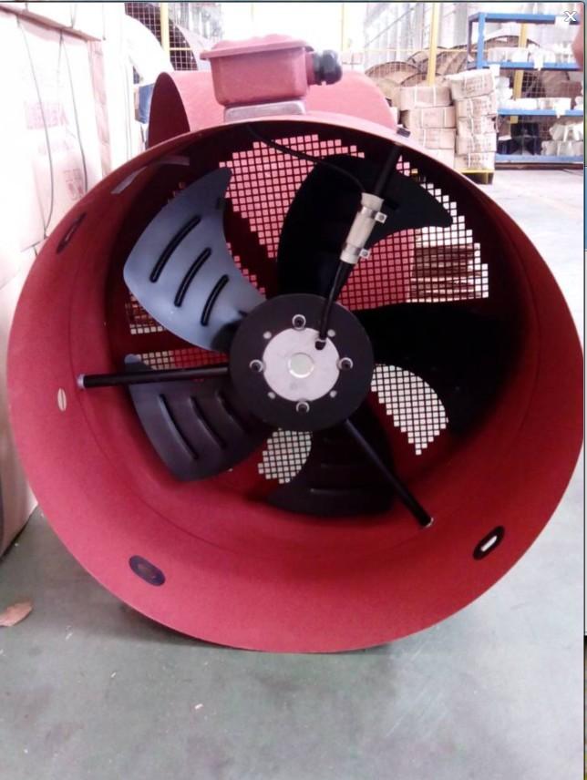 YSP电机轴流通风机